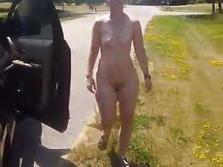 Naked Walk Around the car