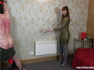 Extreme Back Whipping Hard Poundind By Vivienne L Amour