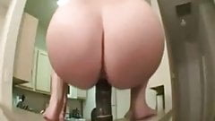 Dildo deep in black ass videos not