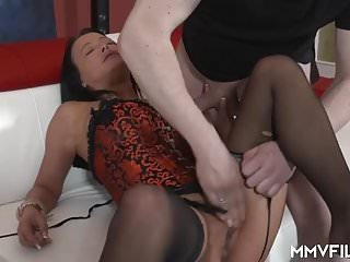 Preview 3 of German Milf likes stranger cock