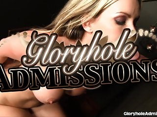 Courtney Cummz Blows Church Gloryhole Cock