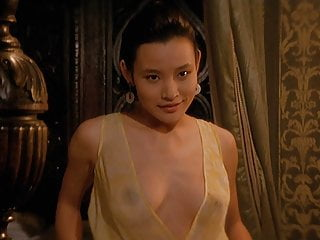 Joan Chen Juicy Nipples In Tai Pan Movie Scandalplanet Com