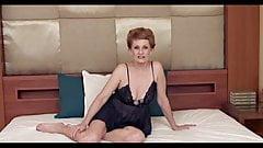 Granny Want Be A Pornostar