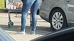 Public Masturbation on supermarket parking's Thumb