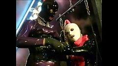 Rubber tranny slave part 1