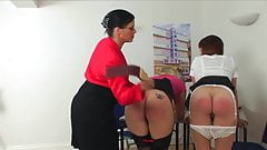 Two Punished in Office 2