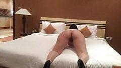 My Curvy Brazilian Wife being fondled