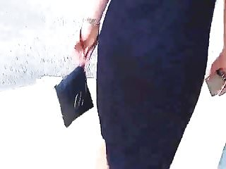 Jiggly Ass Black Dress