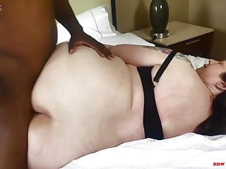 Mr.Stixxx visits big booty redhead mom Veronica Red