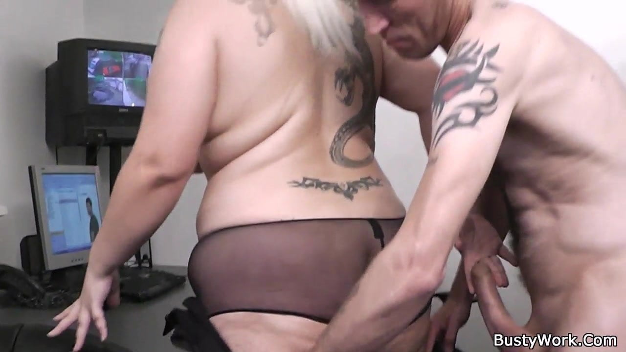 Busty Blonde Women At Work Gets Fucked, Porn 6E Xhamster-1661