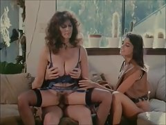 Wife takes charge - super hot vintage