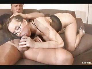 Cindy Dollar In Steamy Threeway Sex