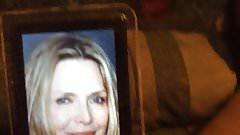 Michelle Pfeiffer Cum tribute flinging it