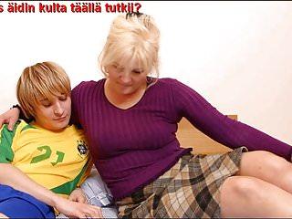 Slideshow Mom Lena With Finnish Captions
