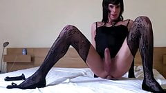 Extreme shemale dildo videos tube 8