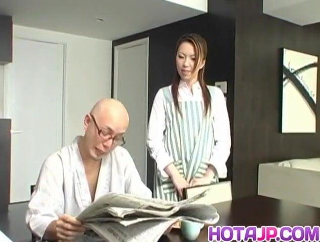 Tomoe hinatsu rides boner - 5 8