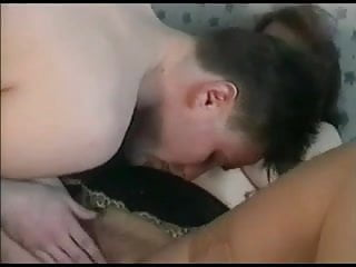 Horny Fat Chubby GF with Big Tits love riding cock