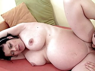 pregnant - hoot milf get hard