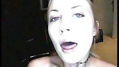 MRY - cute busty amateur deepthroat for cum