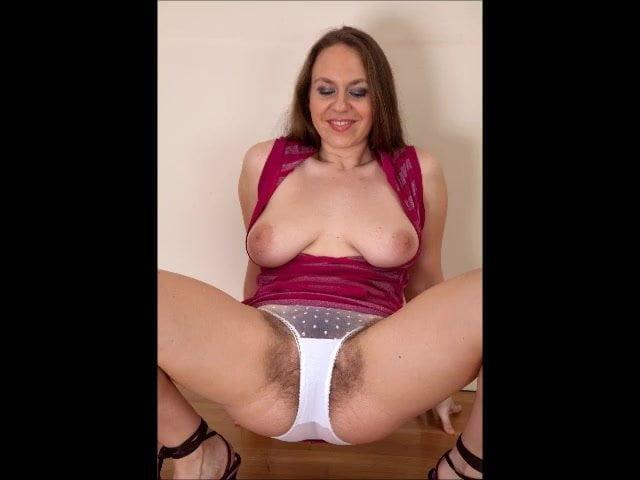 Mature big tits suck