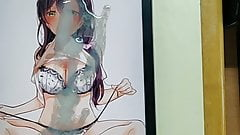 Nozomi Tojo Picture bukkake (Request)