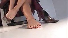 Sophia Red Heels