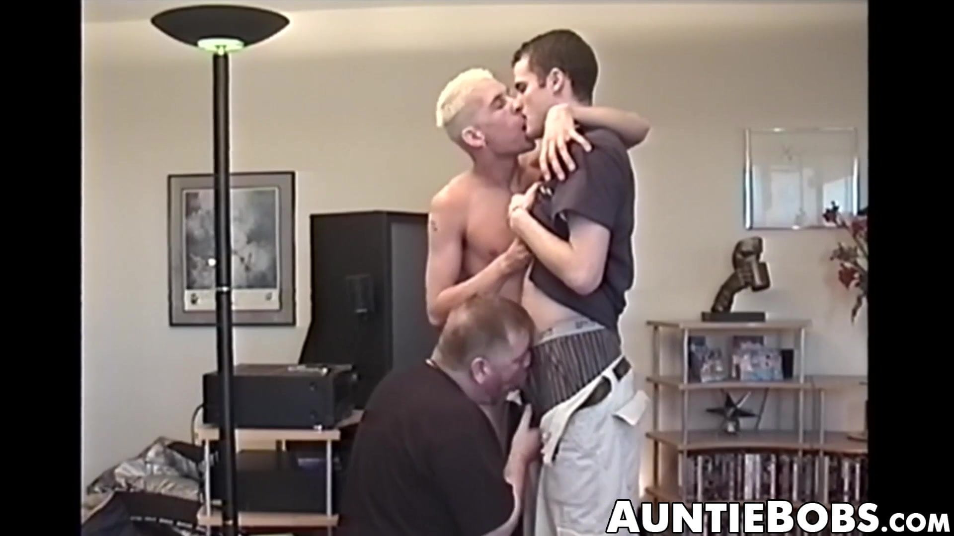 Twinks determine to have some enjoyable by recording a foursome
