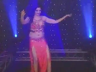 Hot Lebanese belly dancer 2