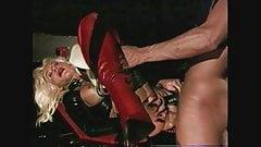Hot High Heels Blonde Milf Helen Duval Hard Anal Fetish