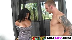 Hot Big Tits MILF Becca Diamond