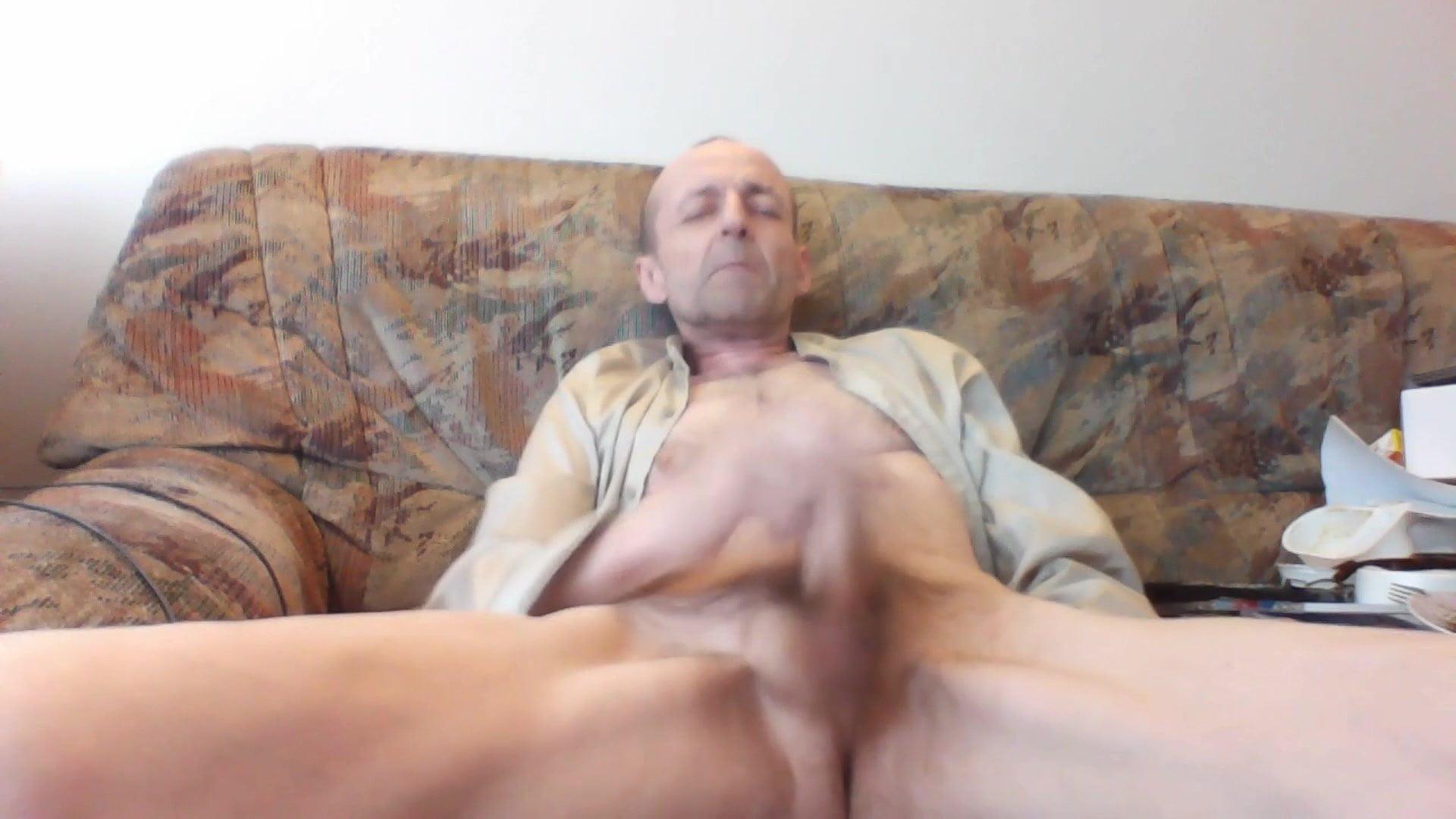 having orgasm video Men