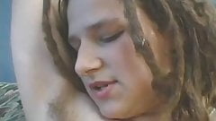 lesbian hairy - p1