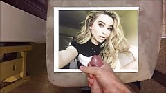 Sabrina Carpenter Cum Tribute 06