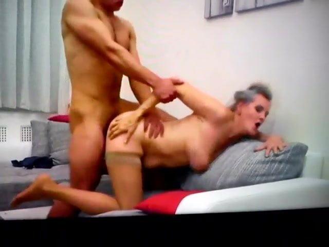 Aggressive milf porn