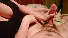 HD Cumshot Compilation. Handjobs from an Edmonton Couple