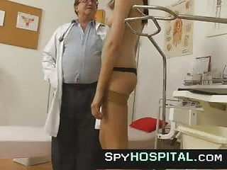 ... Preview 2 of Indecent doctor with his female patient on spy cam ...