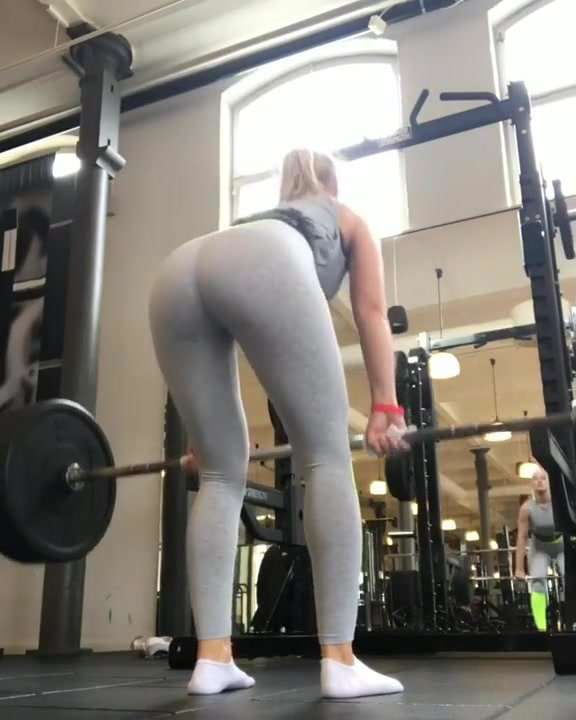 lalah booty short ass shake
