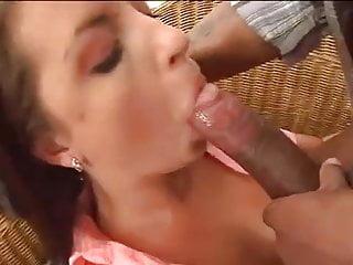Black Meat for Busty Brunette...F70