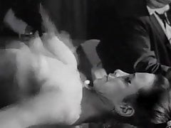 HELICOPTER TITS - vintage striptease natural big boobs 60s