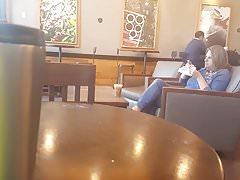 Starbucks flash BBC to mature under table many looks