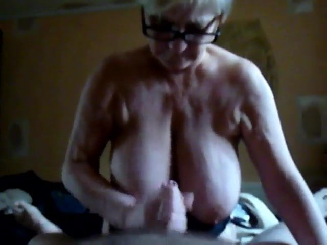 Big Tit Stepmom Handjob