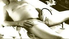 transvestite sounding urethral dildo shemale 1039