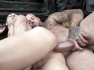 FamilyDick-Twink Gets Fucked By His Stepdad After Acting Out