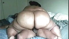 Huge BBW Riding Dick
