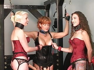 Slave Training For The Wife And Girlfriends