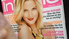 Drew Barrymore InStyle Cum Tribute