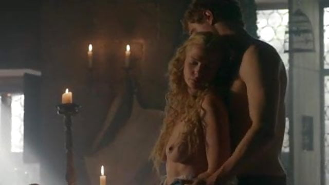 Rebecca ferguson the white queen all deleted nudes