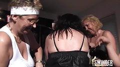German mixed pussy pary