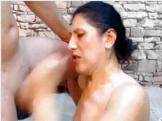 Sexy couple having sex