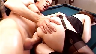 Horny Housewife Turns Into Wild Swinger